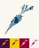 Icona delle carote royalty illustrazione gratis