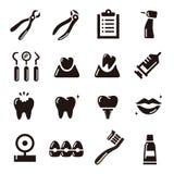 Icona dentale illustrazione vettoriale