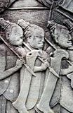 Icona di Angkor Fotografia Stock