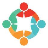 Icona di associazione Fotografia Stock