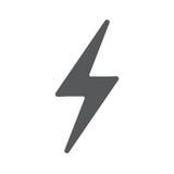 Icona di Bolt Immagini Stock Libere da Diritti