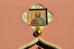 Icona di Gesù Immagini Stock Libere da Diritti