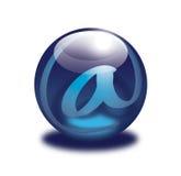 Icona di indirizzo illustrazione di stock