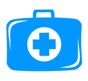 Icona di Medicina Fotografia Stock