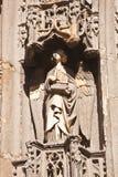 Icona di Notre Dame Immagine Stock Libera da Diritti
