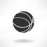 Icona di pallacanestro illustrazione vettoriale