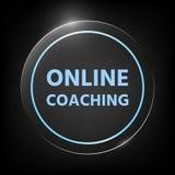 Icona di preparazione online Immagini Stock