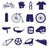 Icona di riciclaggio eps10 stabilito Royalty Illustrazione gratis