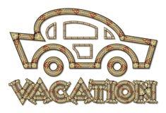 Icona di vacanza royalty illustrazione gratis