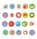 Icona 1 di vettore dei dispositivi illustrazione vettoriale