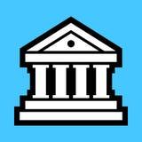 Icona di vettore della Banca Immagine Stock