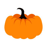 Icona di vettore della zucca di Halloween royalty illustrazione gratis