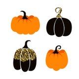 Icona di vettore della zucca di Halloween illustrazione di stock