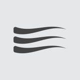 Icona di Wave Fotografia Stock
