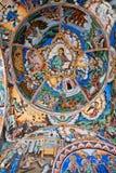 Icona nel monastero di Rila Fotografia Stock Libera da Diritti