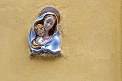 Icona religiosa Immagini Stock