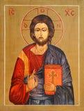 Icona religiosa Fotografia Stock