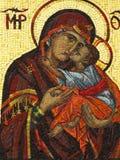 Icona santa Fotografia Stock Libera da Diritti