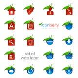Iconberry Lizenzfreies Stockbild