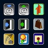icone immagini stock
