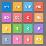icone Immagine Stock
