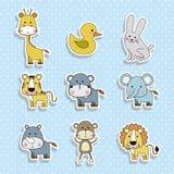 Icone degli animali royalty illustrazione gratis