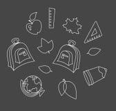 Icone del banco illustrazione vettoriale