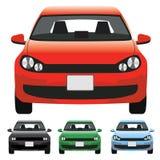 Icone dell'automobile Fotografia Stock Libera da Diritti
