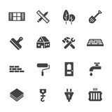 Icone della costruzione royalty illustrazione gratis