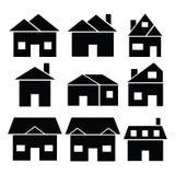 Icone delle Camere impostate Immagine Stock