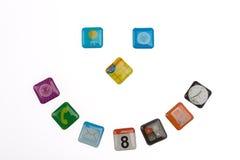 Icone di App Immagini Stock