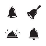 Icone di Bell messe Fotografia Stock Libera da Diritti