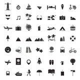 Icone di corsa impostate royalty illustrazione gratis