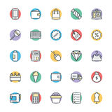 Icone fresche di compera 2 di vettore illustrazione di stock