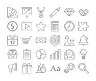 Icone Startup messe royalty illustrazione gratis