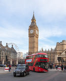 Iconic Central london scene Stock Photo