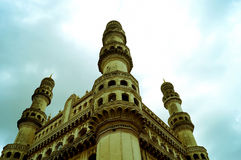 The iconic Charminar Stock Photos