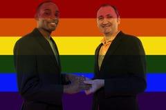 Iconic Gay Image Style Stock Photos