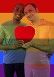 Iconic Gay Image Style Stock Image