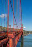 Iconic Golden Gate Fotografering för Bildbyråer