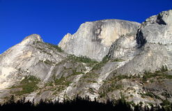 Iconic Half Dome Royalty Free Stock Photography