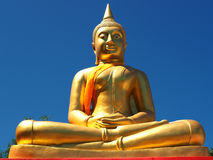Iconic image of Phra Buddha Sothorn Stock Photo