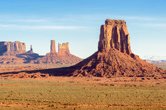 Iconic Monument Valley, Arizona Royalty Free Stock Photo