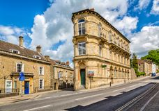 North Parade Museum in Frome, Somerset Stock Image
