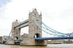 The iconic tower bridge royalty free stock photos