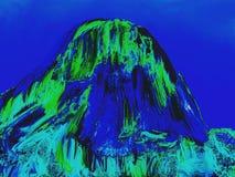 Iconic vagga bildande Pedra Azul 24, digital konst av Afonso Farias vektor illustrationer