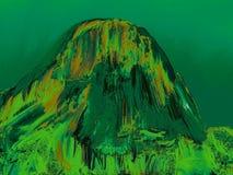 Iconic vagga bildande Pedra Azul 23, digital konst av Afonso Farias vektor illustrationer