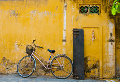 Iconic Vietnamese Bicycle Stock Photo