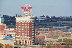 Western Auto Sign Editorial Photography Image Of Desolate 76388802