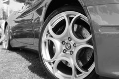 Iconic Wheel Royalty Free Stock Images